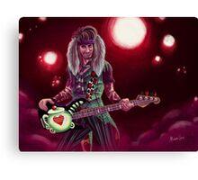 Jagger Hare Concept Art Canvas Print