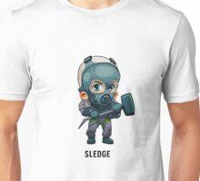 Sledge Chibi Unisex T-Shirt