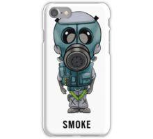 Smoke Chibi iPhone Case/Skin