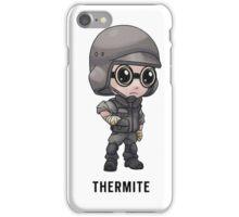 Thermite Chibi iPhone Case/Skin