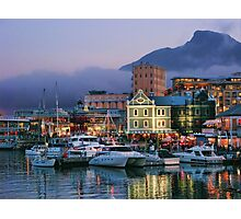 Victoria & Alfred Waterfront, Cape Town, South Africa Photographic Print