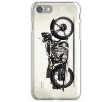 The Series A Rapide iPhone Case/Skin