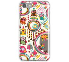 Cute Owls iPhone Case/Skin