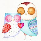 Love Birds  by Annya Kai