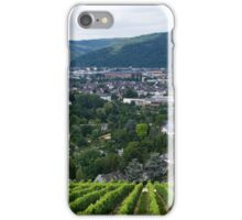 City Valley iPhone Case/Skin