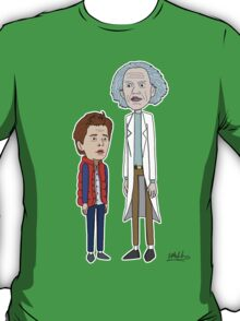 Doc and Marty T-Shirt