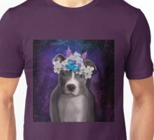 Pitbull puppy power Unisex T-Shirt