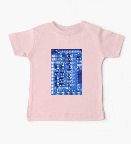 Circuit Board Baby Tee