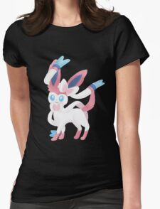 Eeveelutions: Slyveon Womens Fitted T-Shirt