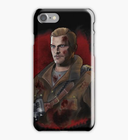 Tank iPhone Case/Skin