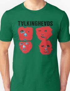 Talking Heads - Remain in Light Unisex T-Shirt