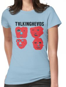 Talking Heads - Remain in Light Womens Fitted T-Shirt
