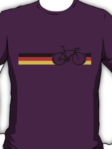 Bike Stripes German National Road Race T-Shirt