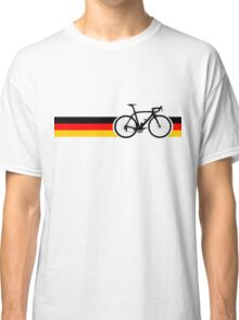 Bike Stripes German National Road Race Classic T-Shirt