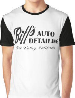 Biff's Auto Detailing Graphic T-Shirt