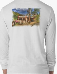 Bobs Place  Long Sleeve T-Shirt