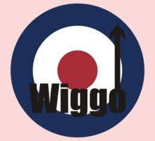 Wiggo Mod One Piece - Short Sleeve