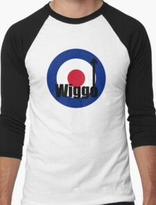 Wiggo Mod Men's Baseball ¾ T-Shirt