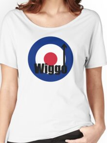 Wiggo Mod Women's Relaxed Fit T-Shirt