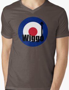 Wiggo Mod Mens V-Neck T-Shirt