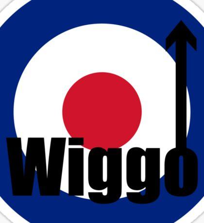 Wiggo Mod Sticker