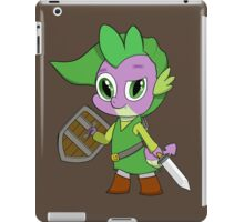 The legend of Spike iPad Case/Skin