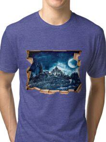 Breach to Irithyll  Tri-blend T-Shirt