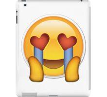 fangirl emoji iPad Case/Skin