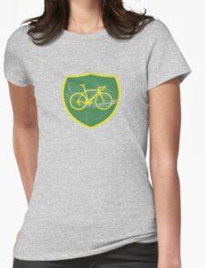 BP Bike Logo Womens Fitted T-Shirt