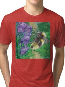 Bumble Bee Tri-blend T-Shirt