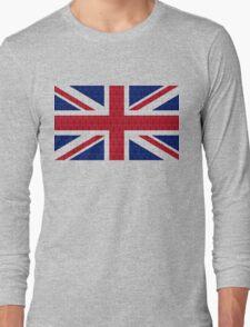 Sherlock Wallpaper Jack Long Sleeve T-Shirt