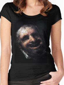 Tio Paquete Francisco Goya Women's Fitted Scoop T-Shirt