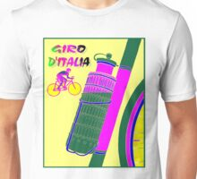 """GIRO D ITALIA BICYCLE"" Racing Advertising Print Unisex T-Shirt"