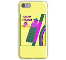 """GIRO D ITALIA BICYCLE"" Racing Advertising Print iPhone Case/Skin"