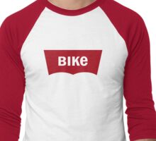 Bike (Levi) Men's Baseball ¾ T-Shirt