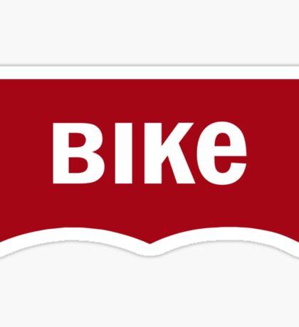 Bike (Levi) Sticker