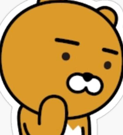 KakaoTalk Friends Hello! Ryan (카카오톡 라이언) 46 Sticker