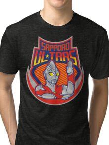 SAPPORO: ULTRAS Tri-blend T-Shirt
