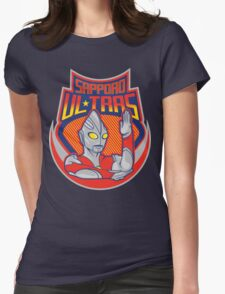 SAPPORO: ULTRAS Womens Fitted T-Shirt