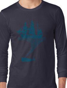 Exhaling flotsam Long Sleeve T-Shirt