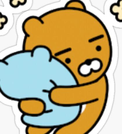 KakaoTalk Friends Hello! Ryan (카카오톡 라이언) 07 Sticker
