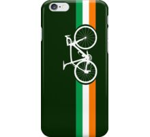 Bike Stripes Irish National Road Race iPhone Case/Skin