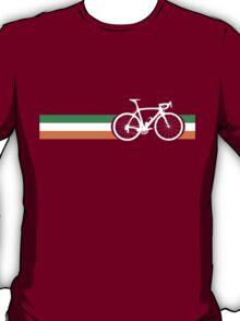 Bike Stripes Irish National Road Race T-Shirt