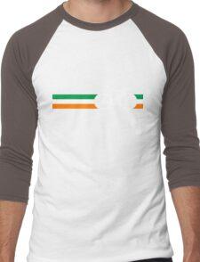 Bike Stripes Irish National Road Race Men's Baseball ¾ T-Shirt