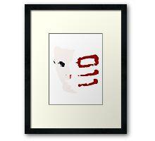 Stranger Things: Eleven 011 Framed Print