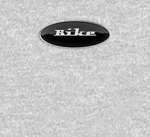 Bike (Retro Emblem) Unisex T-Shirt