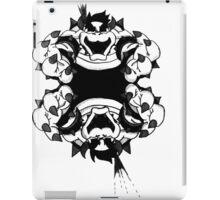 Bowser - Fanart iPad Case/Skin