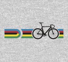 Bike Stripes World Track Champion Kids Clothes