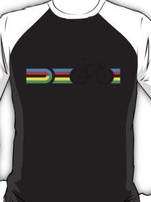 Bike Stripes World Track Champion T-Shirt
