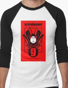 Punx Not Dead Men's Baseball ¾ T-Shirt